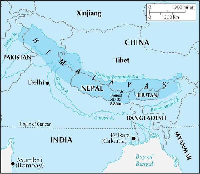 which, Himalayas, mountain, Himalayan, Tibetan, highest, great, peaks, above, region, ranges, Great, rivers, times...